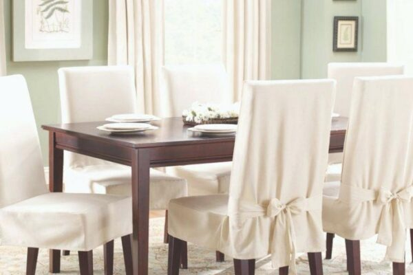 Classic Dining Room Chair Seat Covers