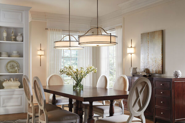 Stunning Dining Room Light Fixture
