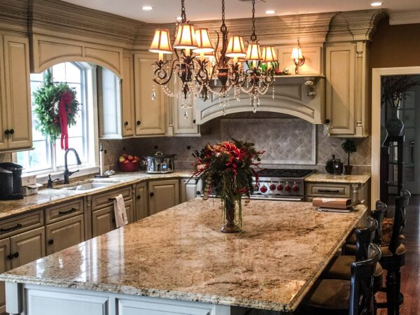 Smart Family: Cleaning Granite Countertops Colors in a Minute