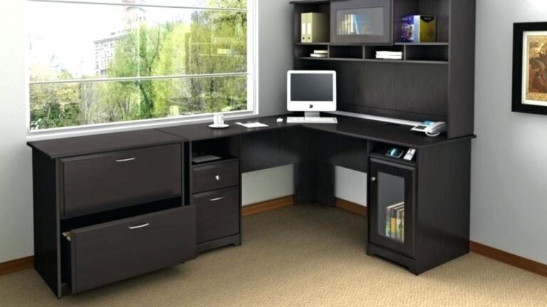 L Shaped Desk for Perfect Solution