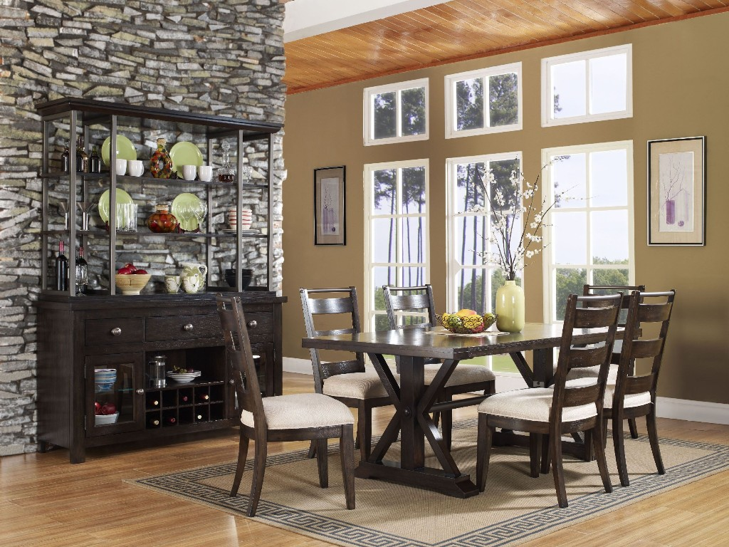 Modern Dining Room Hutch