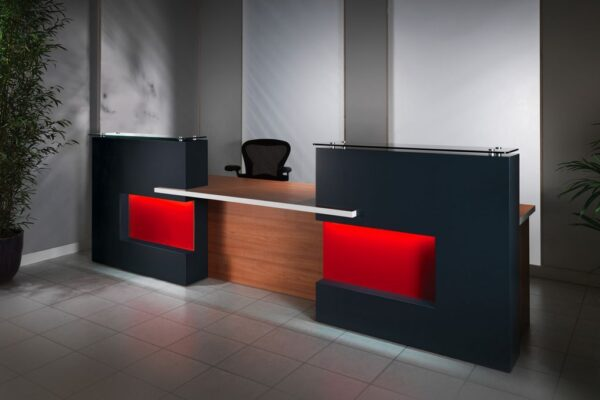 The Careful Consideration for Choosing the Specific Style of Reception Desk