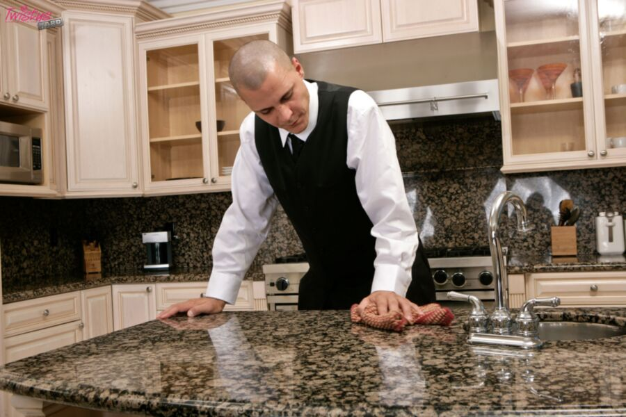 Remove Dirt and Stains on a Granite Countertop