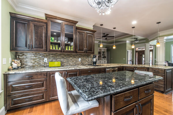DIY Project: Installing Granite Countertops in the Kitchen