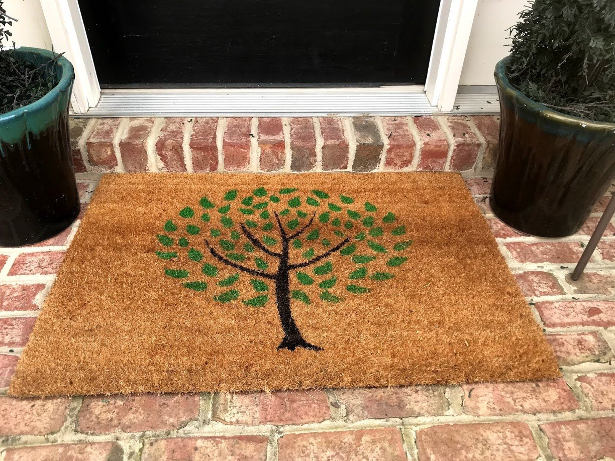 Coir Doormat for Outdoor