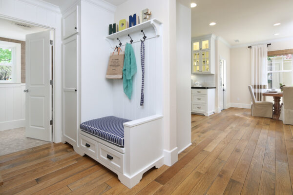 Mudroom Ideas in White