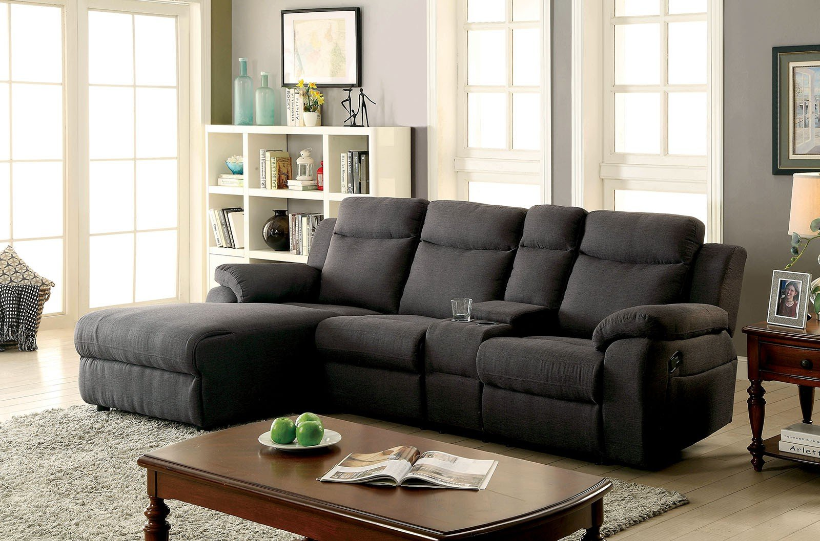 Sectional Sofas with Recliners Furniture