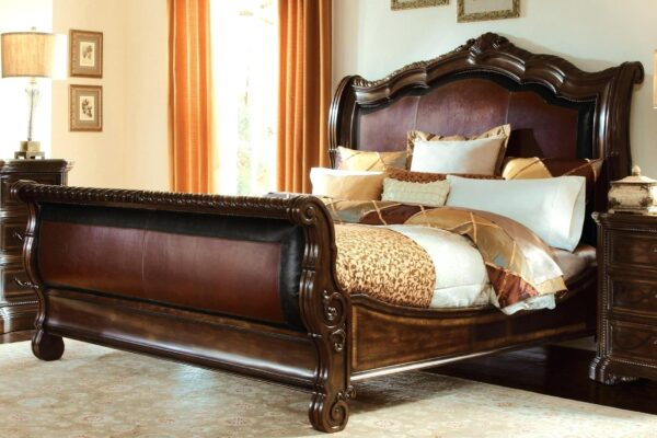 King Size Sleigh Bed Become the New Trend
