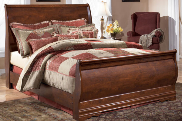 Sleigh Beds Queen, Become the Second Choice after the King