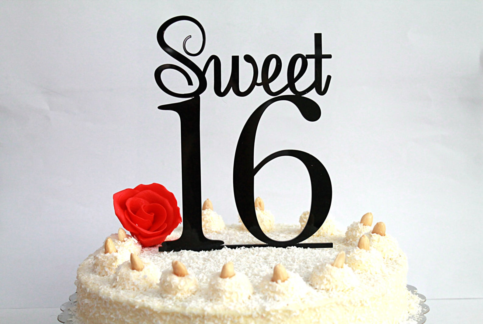 Sweet Sixteen Birthday Cakes Taste and Design Selection