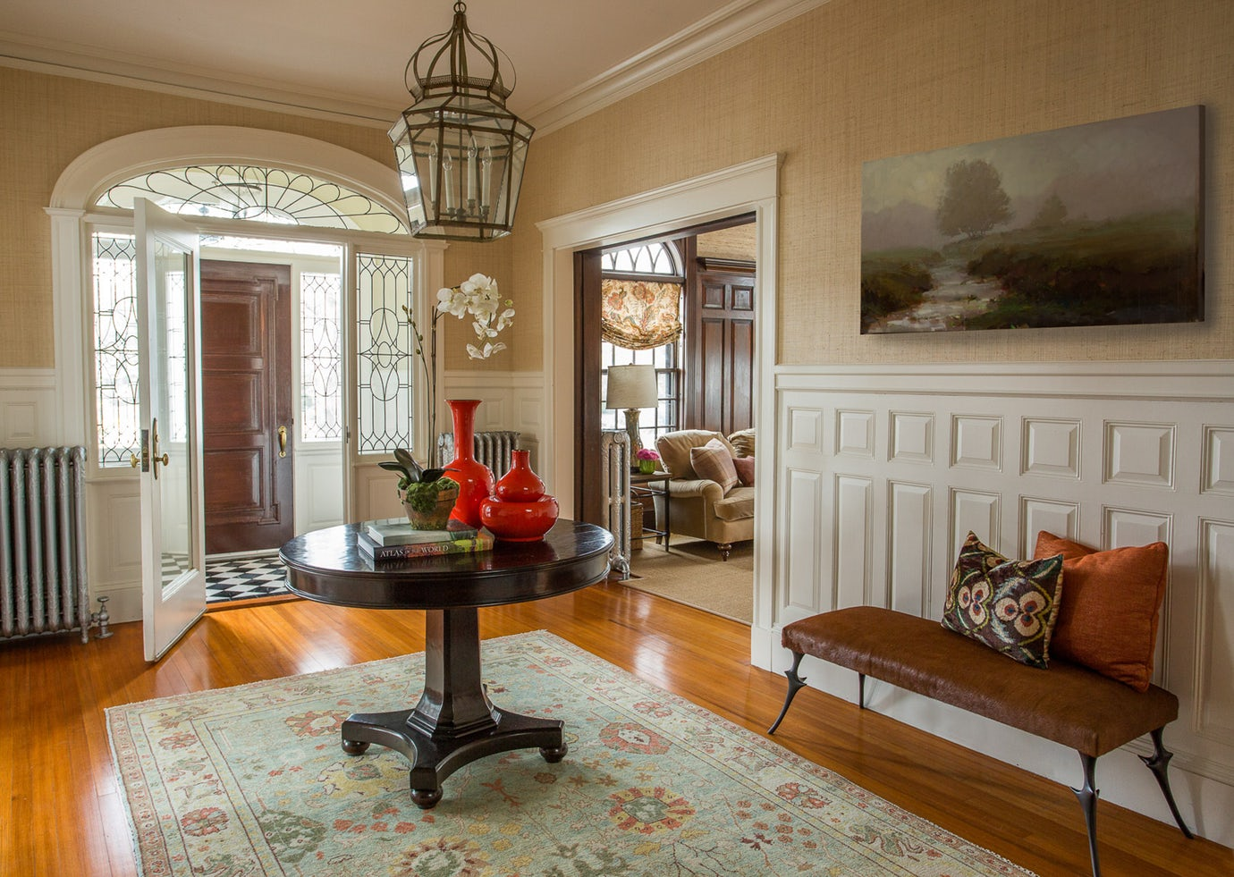 Wainscoting Panels for Elegant Home