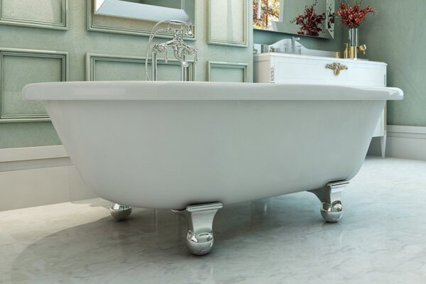 Clawfoot Bathtub for Your Perfect Beauty