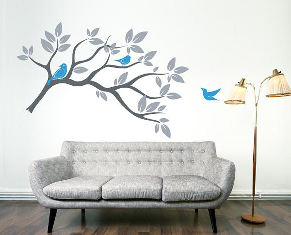 Wall Decor Stickers: Simply Beautiful