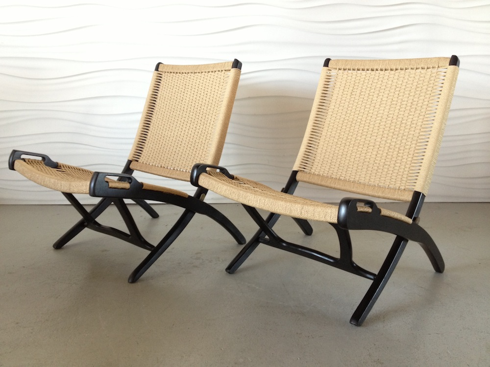 stylish folding chairs