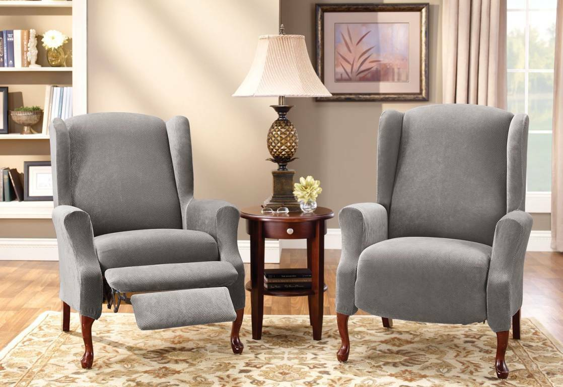 Recliner Slipcovers for Beautifying Your Living Room