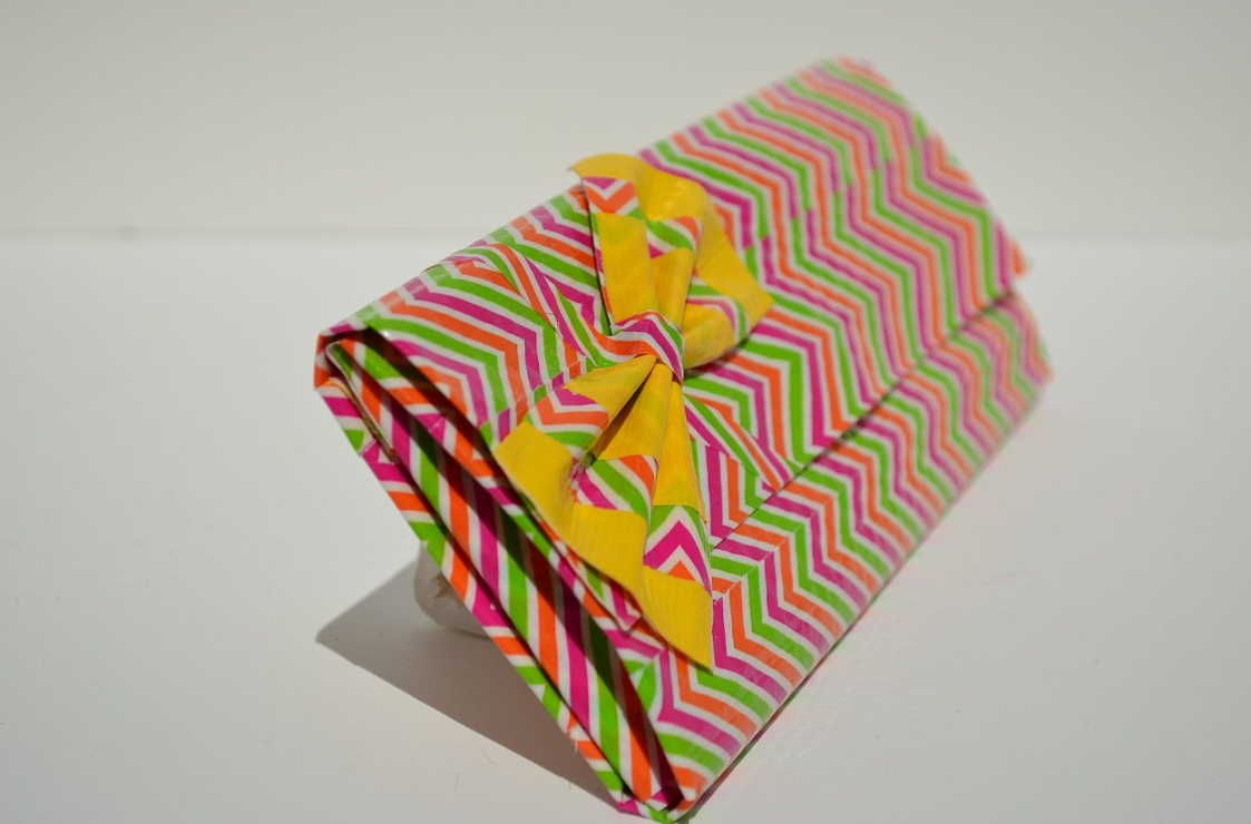 Duct Tape Craft Ideas for Presents