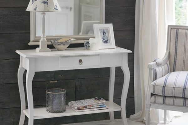 Narrow Console Table for Small Room