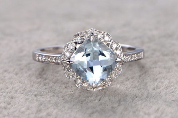Alternative Engagement Rings for Your Bride