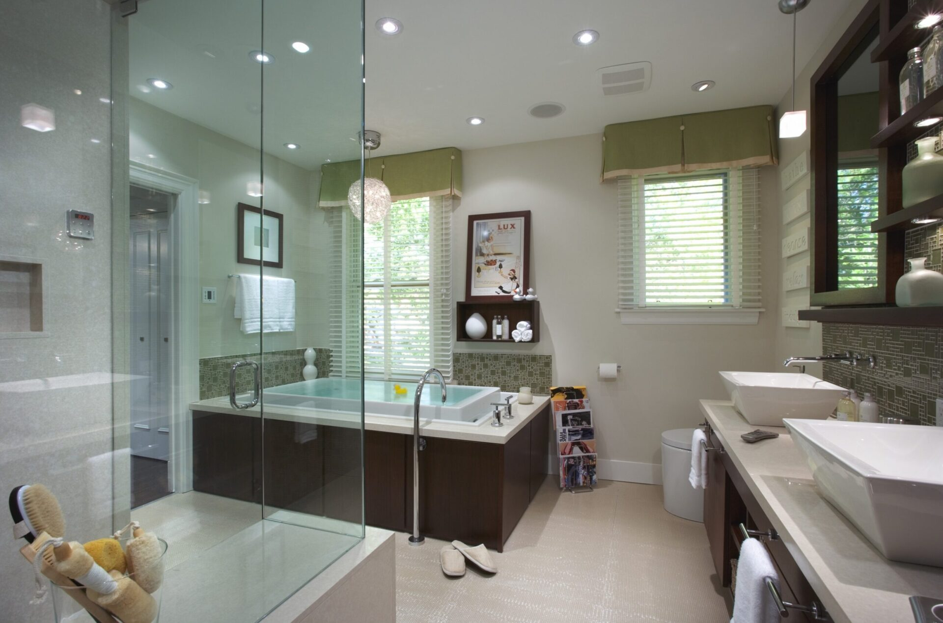 Bathroom Remodel Ideas by Candice Olson