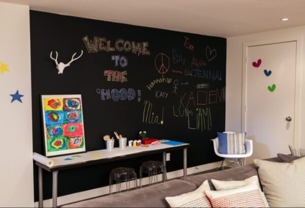 Chalkboard Paint Ideas That Are Perfect for Teen's Bedrooms