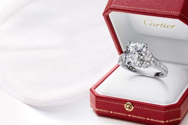 Cartier Engagement Rings as Flawless Ring Collections