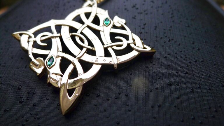 Celtic Jewelry Variations