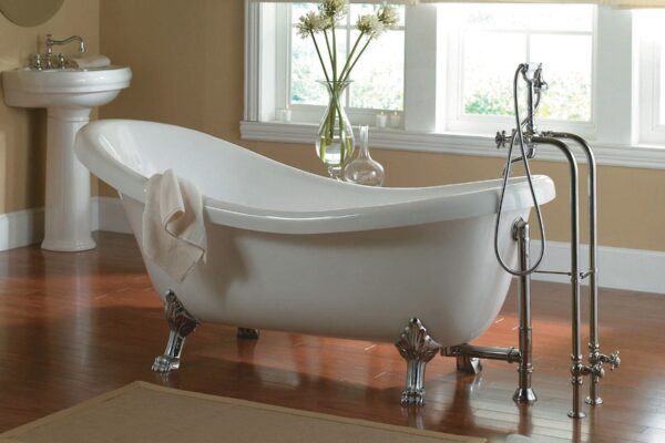 Claw Foot Tub Styles and Types