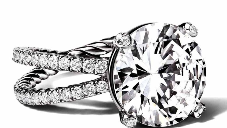 David Yurman Engagement Rings