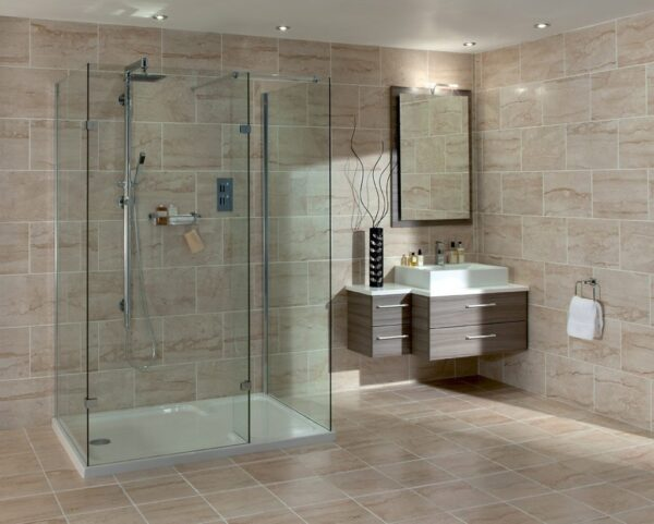 Frameless Shower Doors Designs to Choose