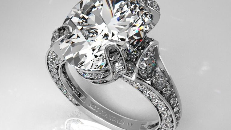 Exclusive Lorraine Schwartz Engagement Rings for Bride-To-Be