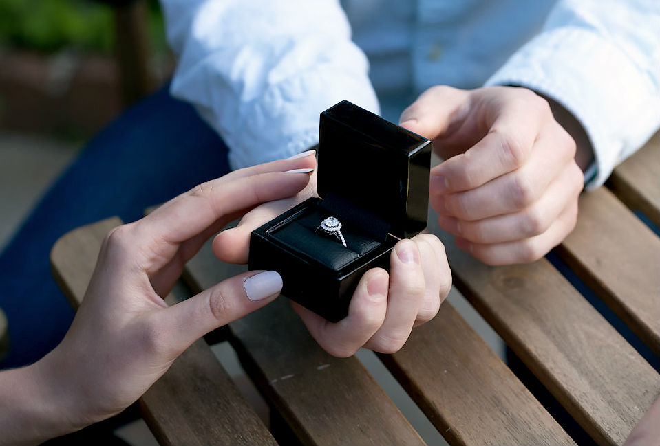 Average Cost of Engagement Ring Considered to Buy