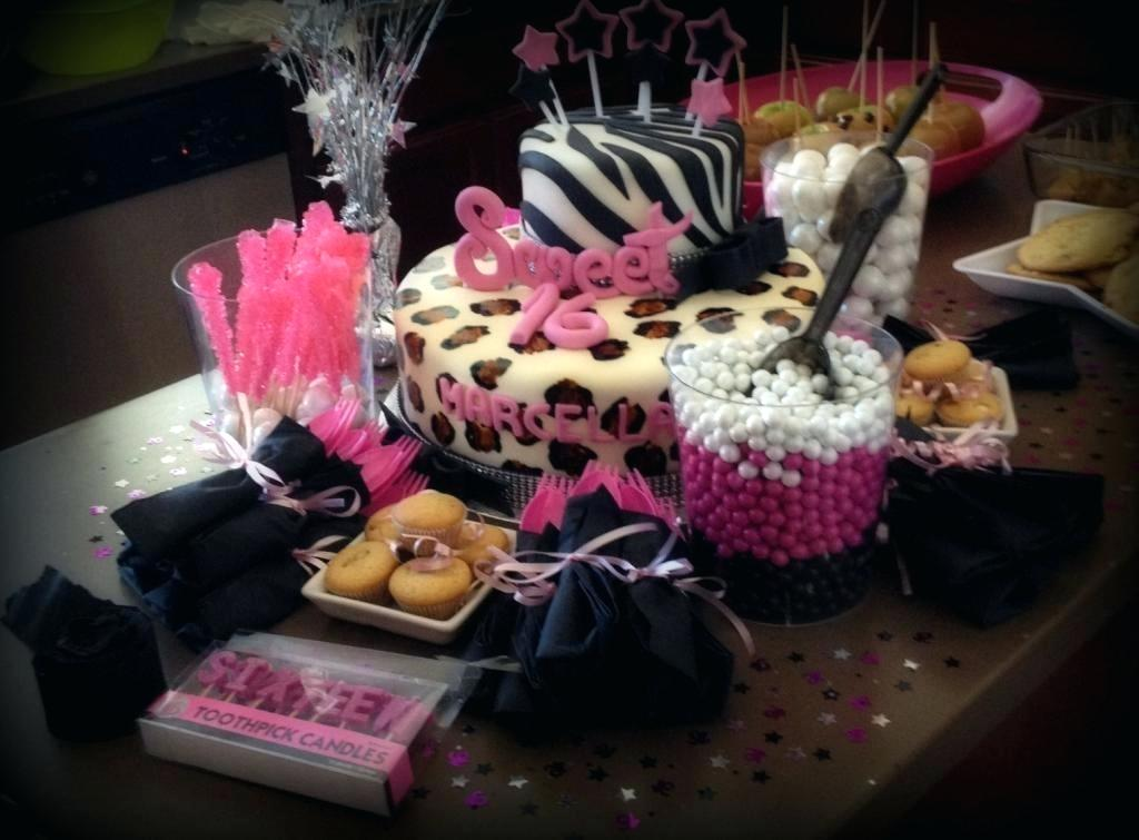 Sweet sixteen decorations for your amazing party