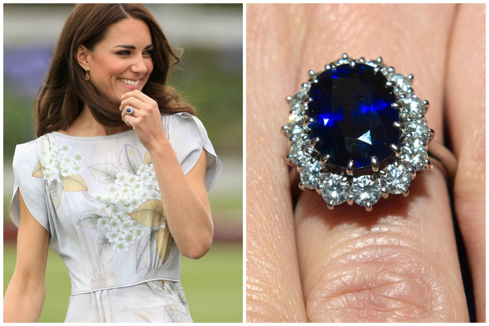 Kate Middleton Engagement Ring The Lovely Ring ...