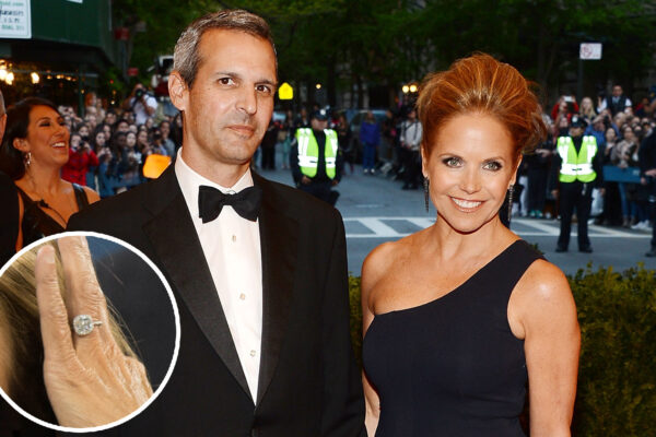 Katie Couric Engagement Ring with the Tips to Get It