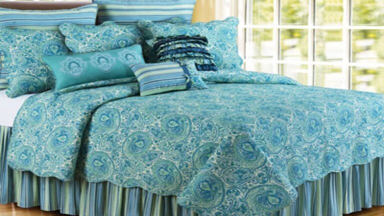 Paisley Bedding to Beautify Your Bedroom