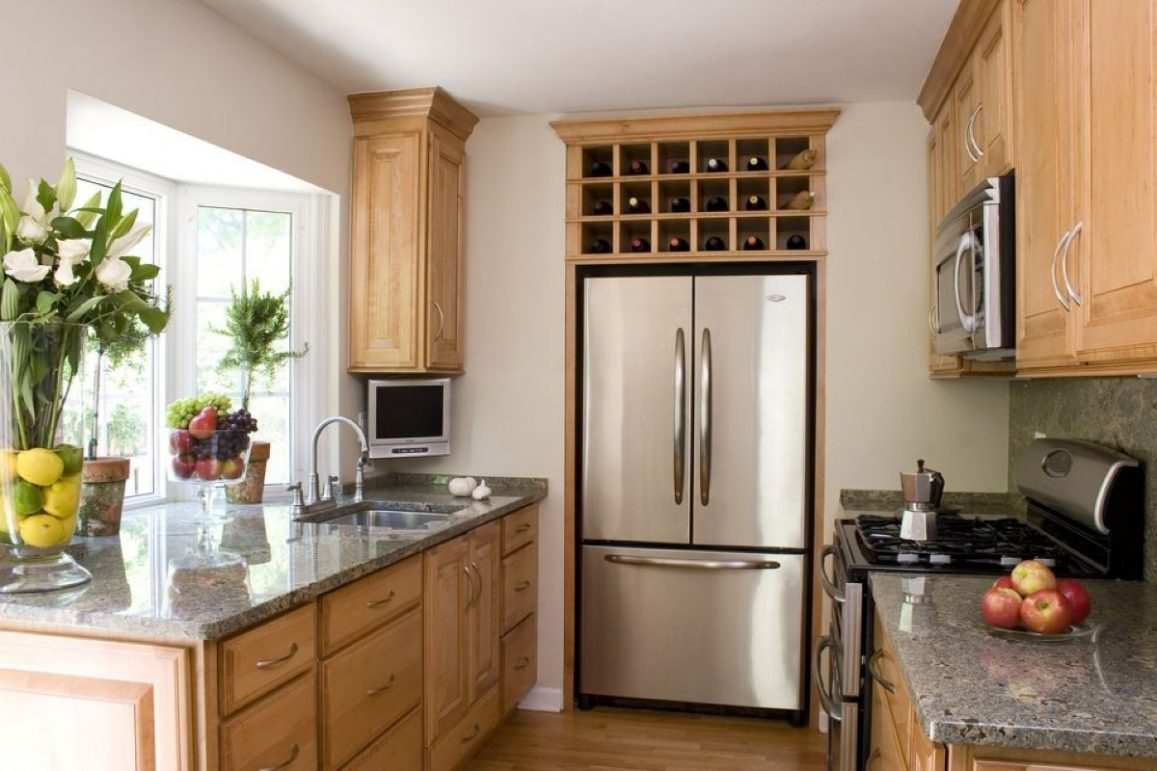 Small Kitchen Ideas for Your Kitchen with Limited Space