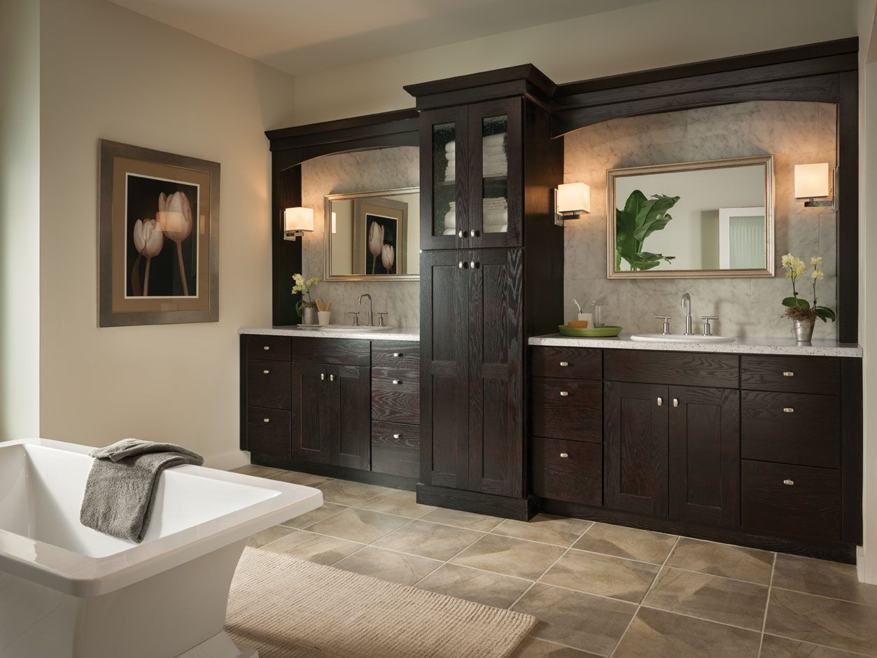 The Buying Guide of Bathroom Vanity Cabinets