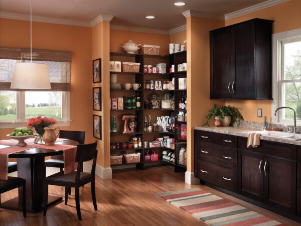 Corner Pantry Cabinet Ideas
