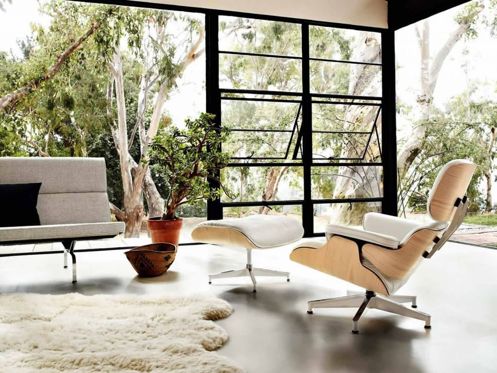 The Icon of Modern Design: Eames chair