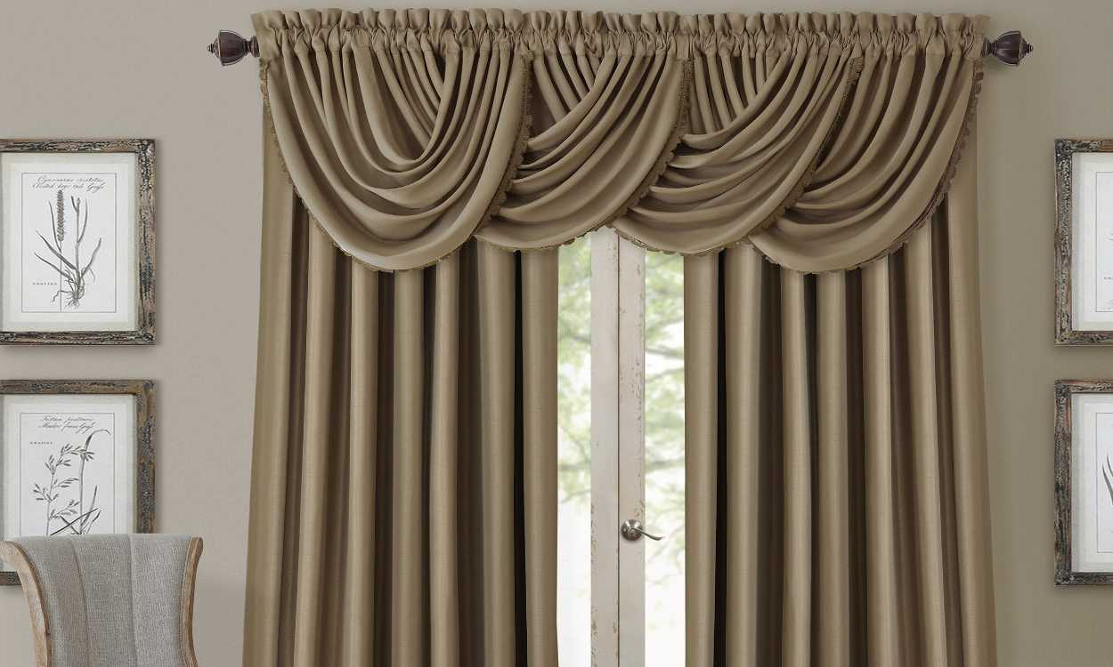 The Curtain Rods Design