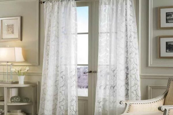 The Sheer Curtains Idea