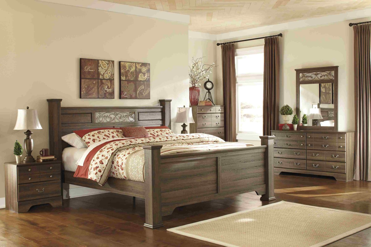 The Components of King Bedroom Sets