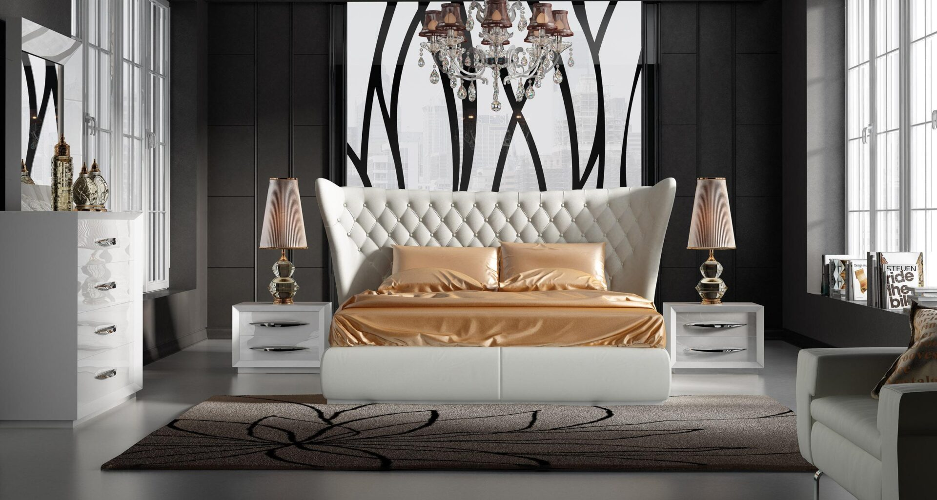 Bedroom Furniture Sets in Stylish Design