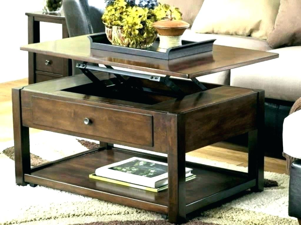 Lift Top Coffee Table for Specific Function You Need
