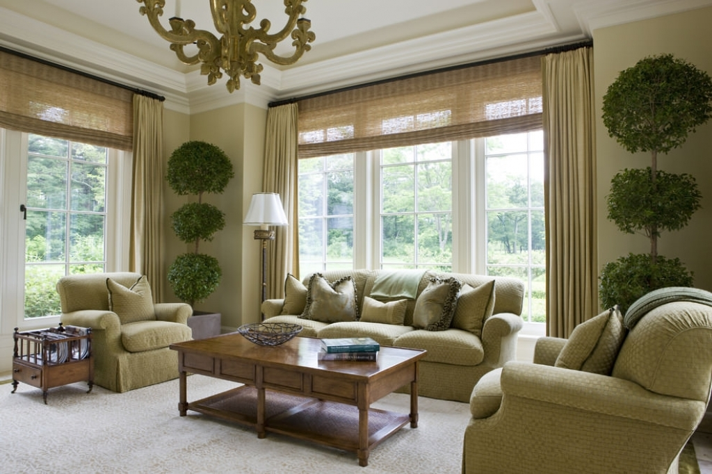 The Important Role of the Window Curtains for Room Decoration