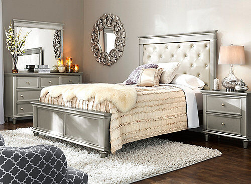 A More Economical Solution, the Queen Bedroom Sets