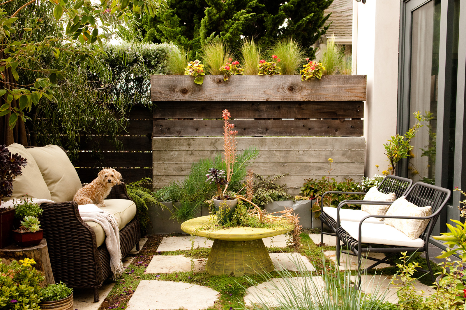 Here They Comes, Small Backyard Designs Will Make over Your Patio
